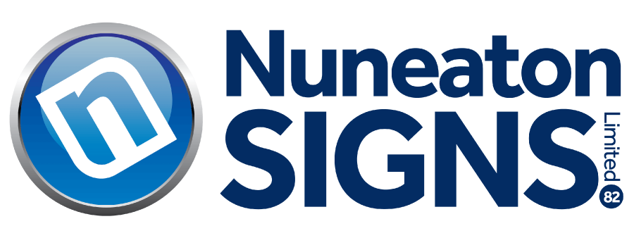 Nuneaton Signs logo large