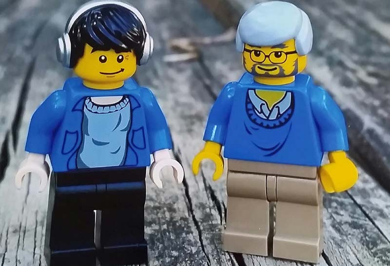 LEGO New Kids on the Block