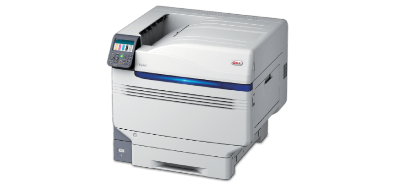 Pro series number plate printer