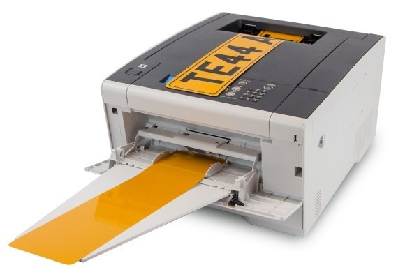 Trade Number Plate Printing System
