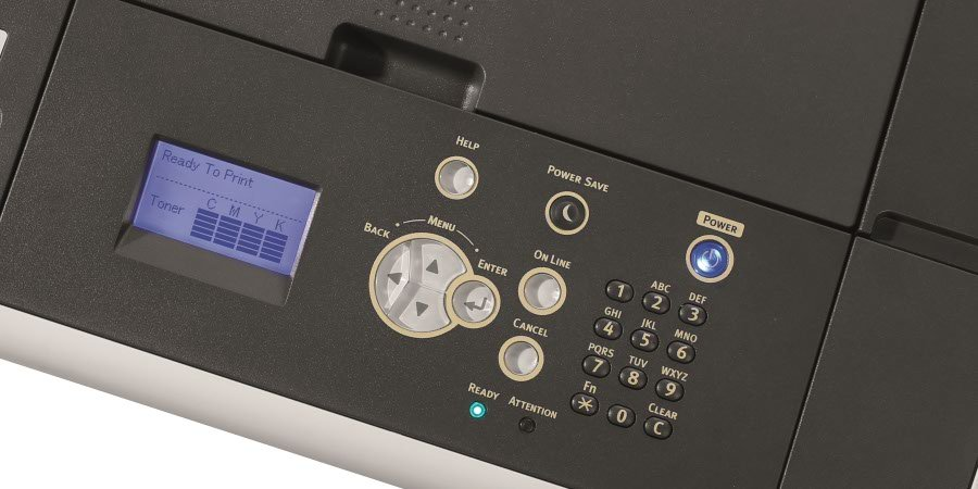 C532 Printer Errors - Tennants UK