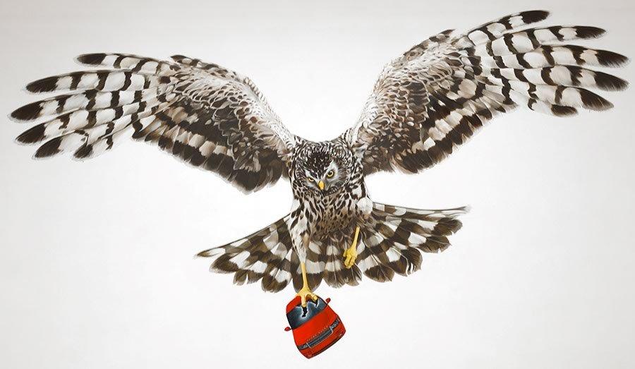 Jeremy Deller bird