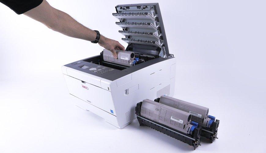 c532 printer errors