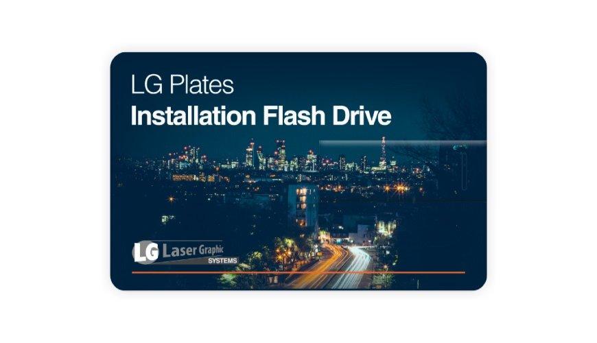 LG Software USB Stick