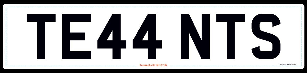 The LG Plates Standard Font