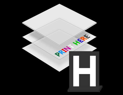 Make Hybrid number plates