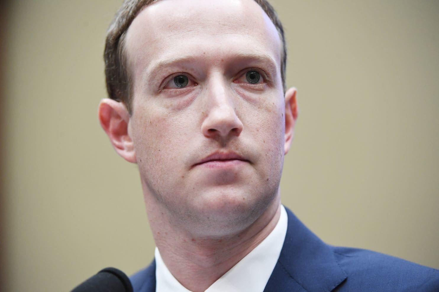 Mark Zuckerberg - advertiser