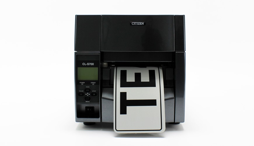 CLS700 Are front output printers
