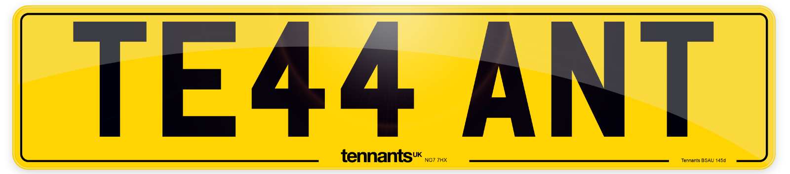 Our Standard number plates
