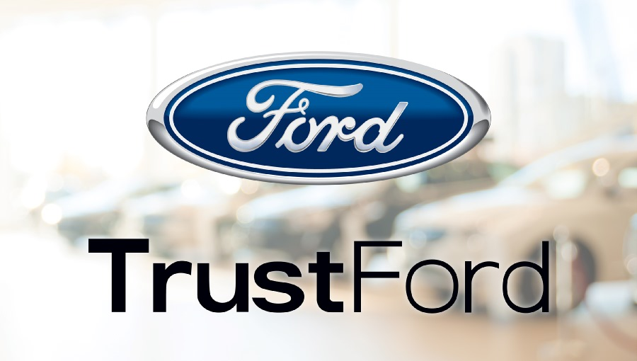 The Trust Ford Group logo