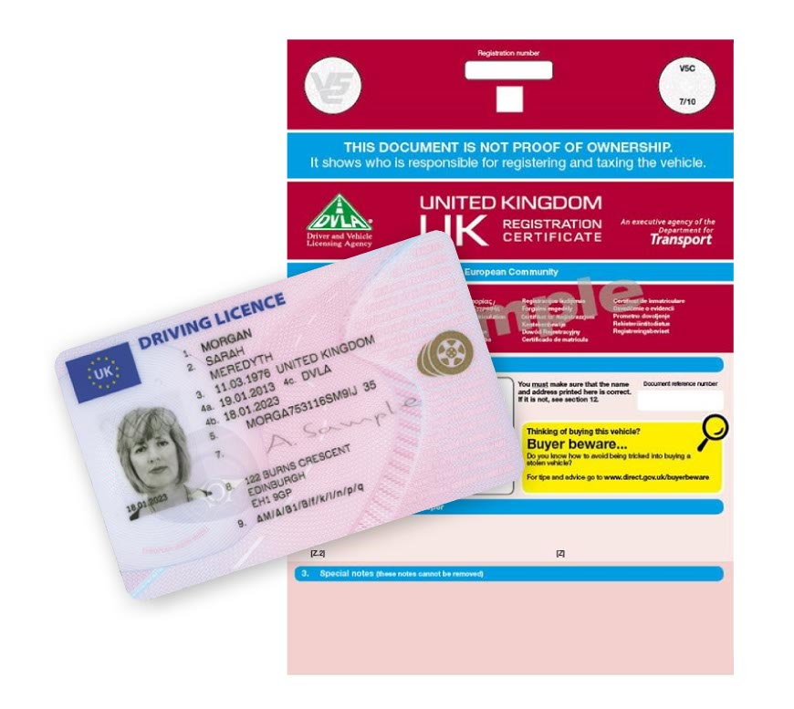 Recording identity and entitlement details is part of your obligations as a supplier