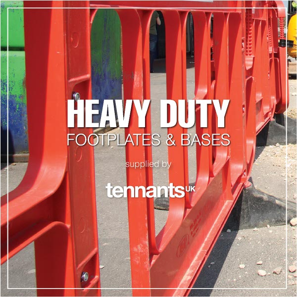 Barrier Bases for Heavy Duty Use