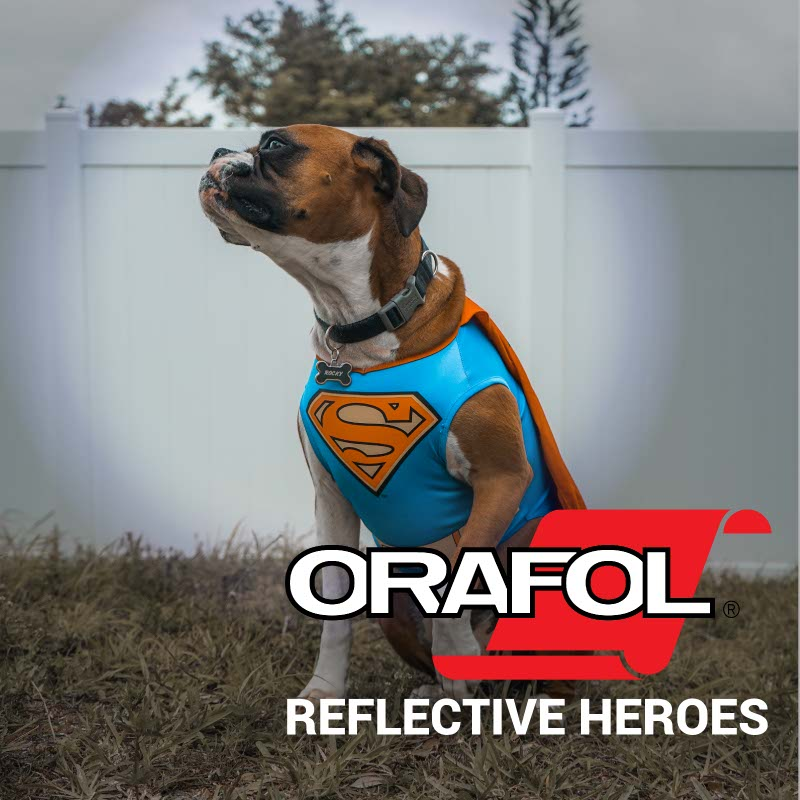 Orafol flexes its muscles and expands again