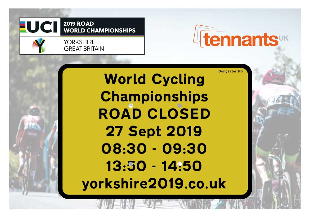 Cycle Yorkshire - Cycle the World