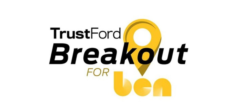 Ben, you can TrustFord to help with fund raising