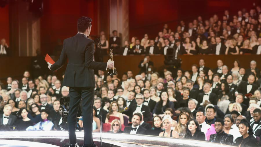 We say Oscars, schmoscars - because we prefer real award ceremonies