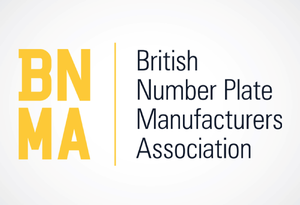 The BNMA - the British Number Plate Manufacturers Association