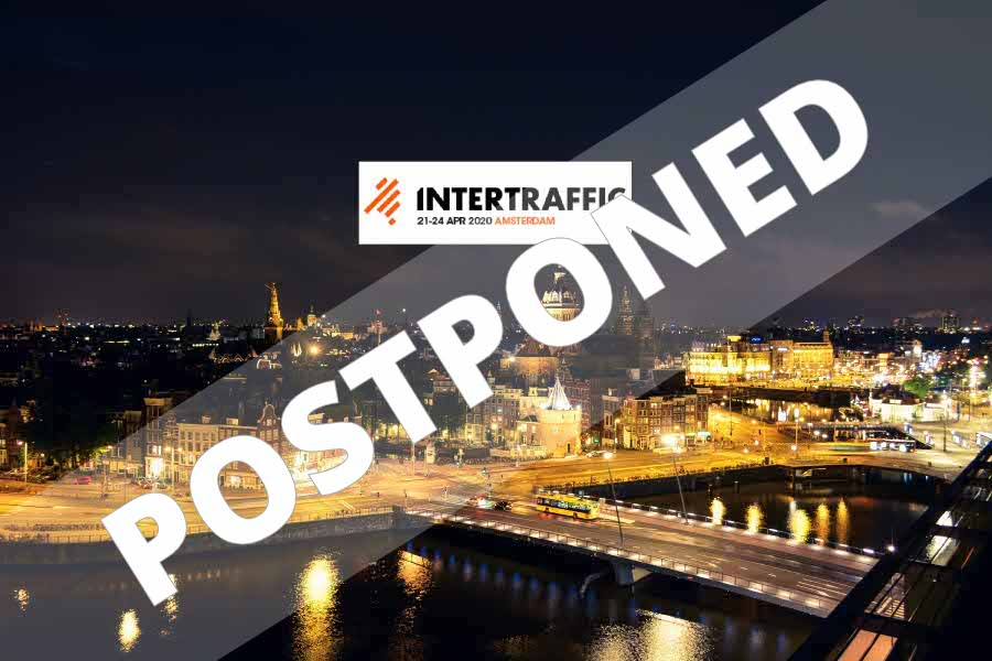 Go Dutch with Intertraffic, now postponed