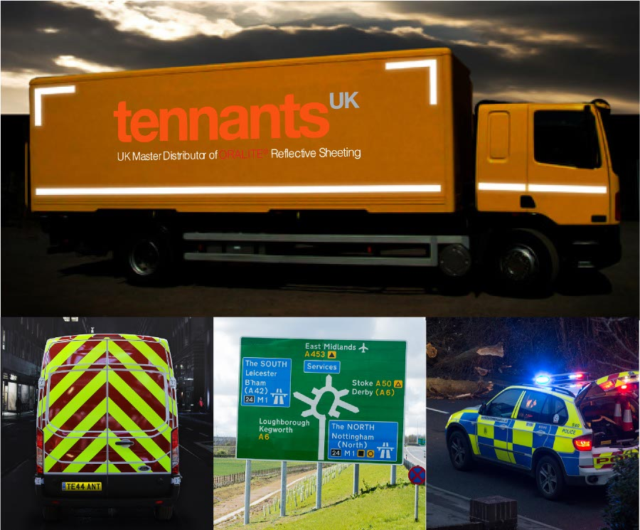 Vehicle Conspicuity from TennantsUK