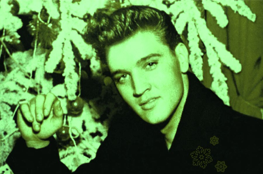 Don't be blue like Elvis this Xmas, go green instead with new EV Number Plates.