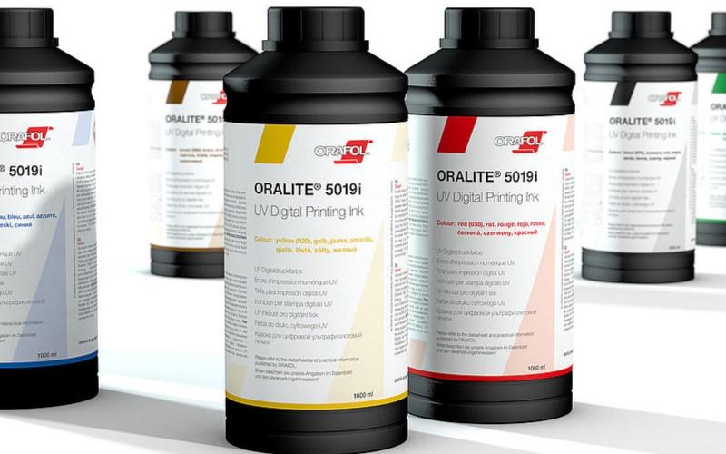 Oralite 5019i UV Printer Inks