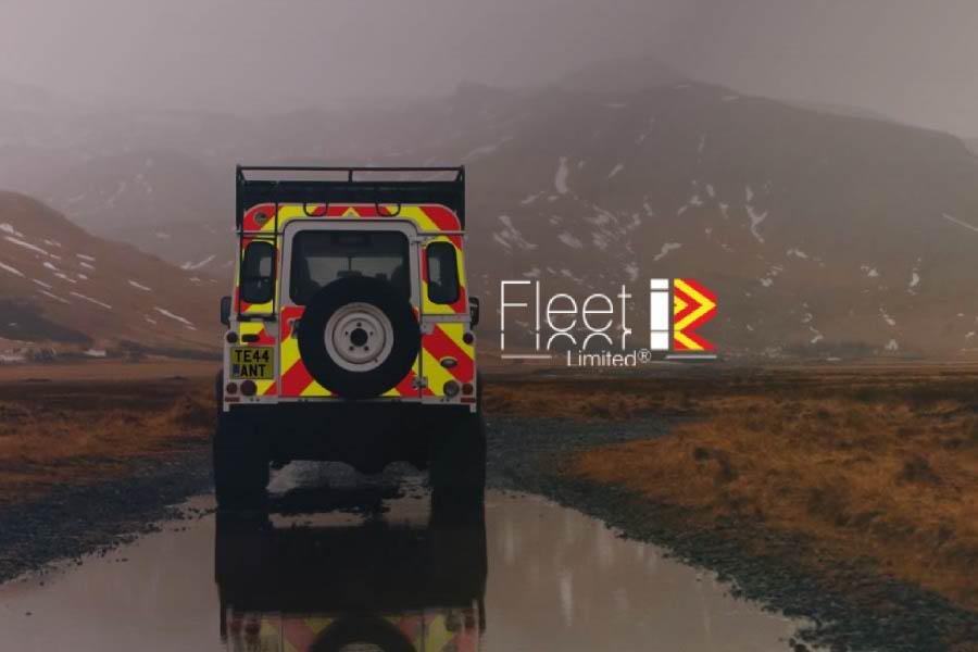 Tennants meet Fleet meet Orafol for Online Chevron Kits