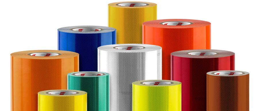 Roll up, roll up for our Oralite Reflective Solutions
