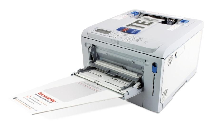 Scope Series OKI C650 Printer