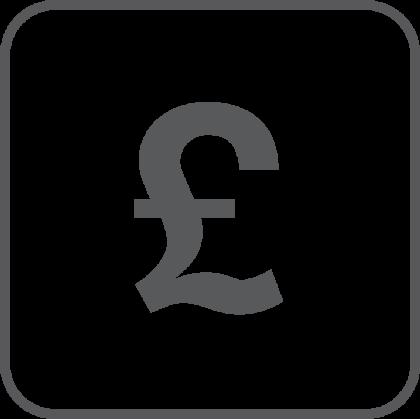 Cost per Print - Icon