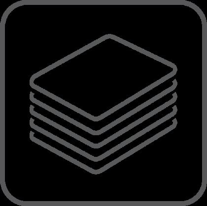 Production Volume - Icon