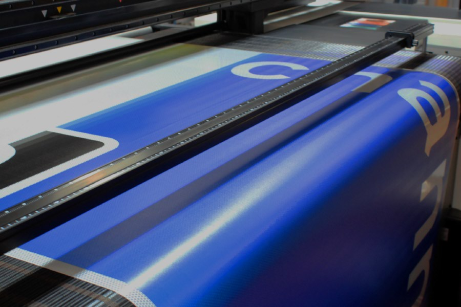 Nordis Speed into the Future with their Oralite UV Traffic Sign Printer