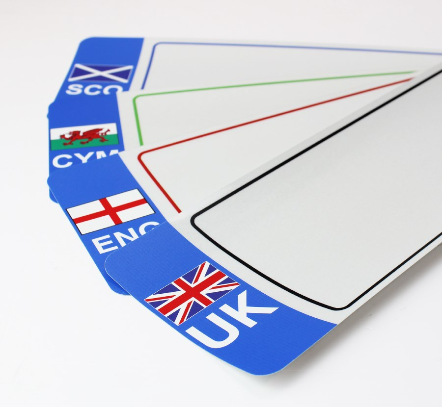 Our Borderline update covers printing Coachlines on Number Plates